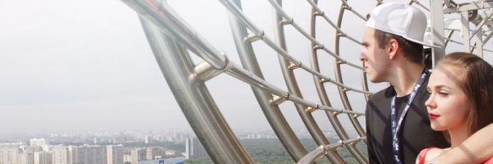 Туристов пустят на 85 этаж Останкинской башни