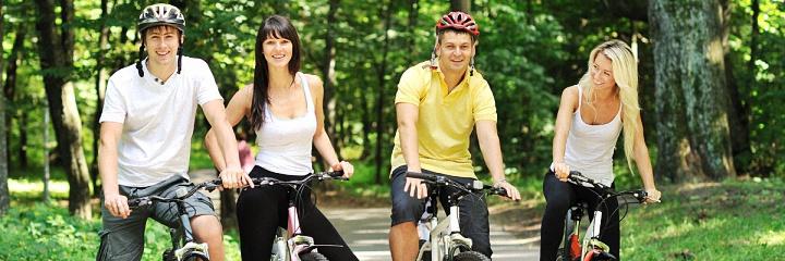 Велосипед напрокат